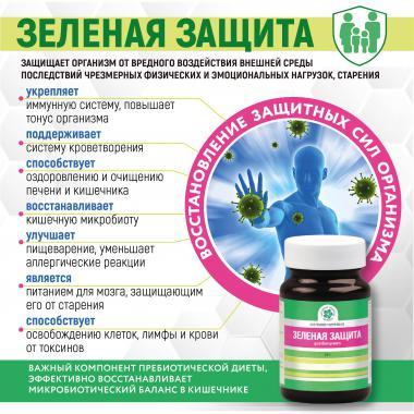 Зеленая Защита, 150 гр.